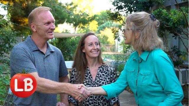 Phoenix Gardens Tour   Lyons Family Farm & Fruit Orchard   Vlog