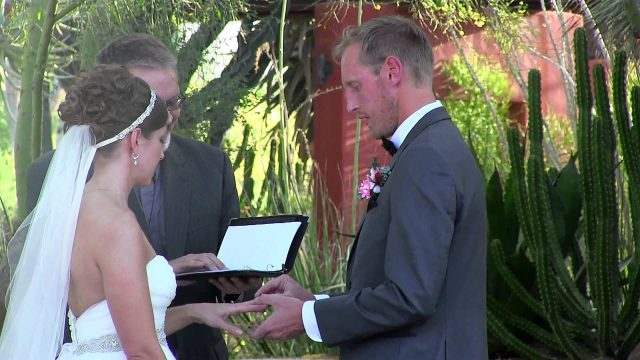 Tim and Rhianna's Wedding