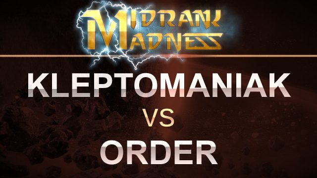 SC2 – MidRank Madness 2017 – KlepToManiaK (P) v ORDER (Z) on Cactus Valley One Thing