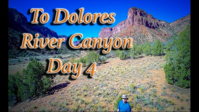 Landscape Photography – On Location to Dolores River Canyon (Day 4)