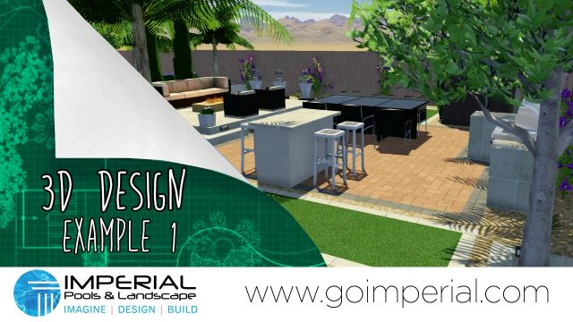 Arizona Landscape Design Example 1