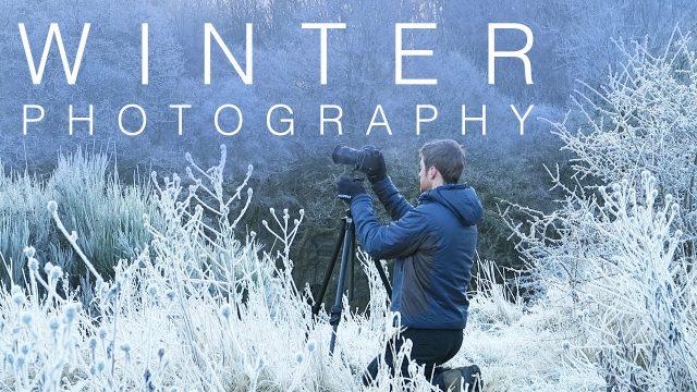 Landscape Photography Tips & Techniques | Winter Freeze