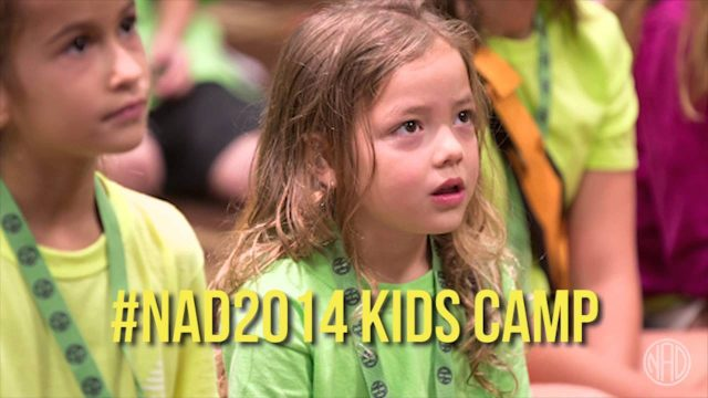 SHARE: #NAD2016 Kids Camp