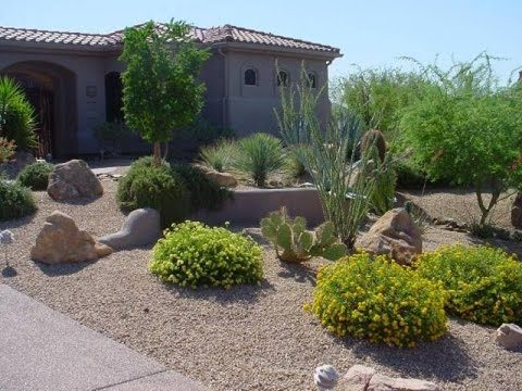 desert landscaping ideas – backyard desert landscaping ideas on a budget