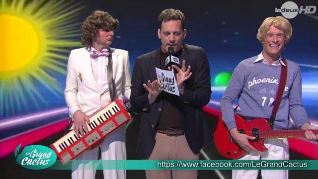 Modern Talking – Martin Charlier et Freddy Tougaux – Le Grand Cactus 30 (GCPL)