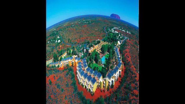 Desert Gardens Hotel – Ayers Rock – Australia