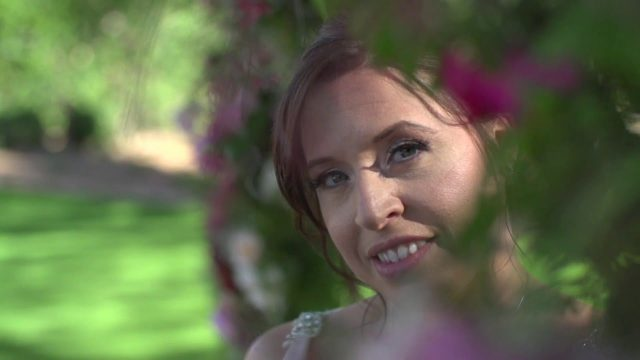Krista & Francisco's Wedding at the Secret Garden, Phoenix