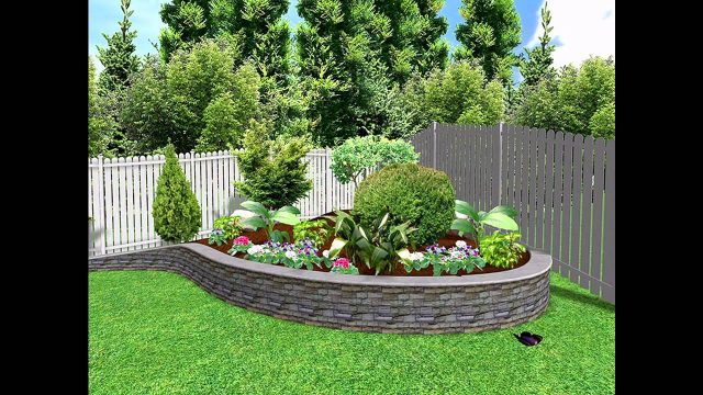 [Garden Ideas] Small garden landscape design Pictures Gallery