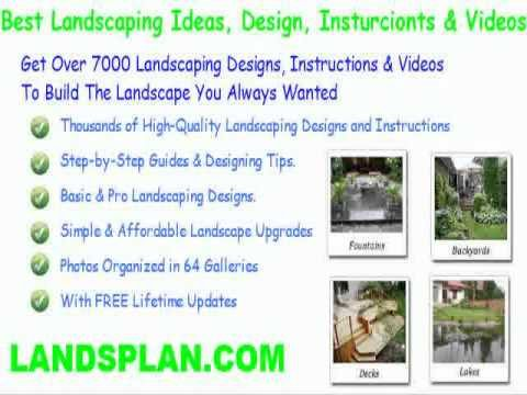 free desert landscaping designs