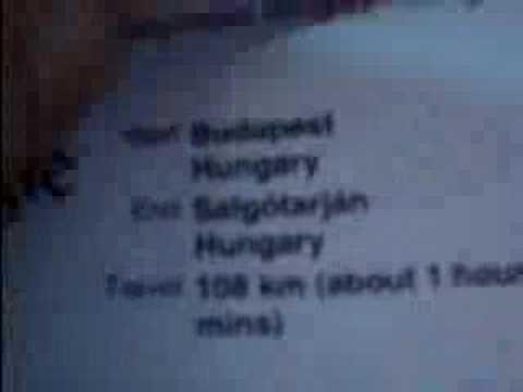 ZEROSCAPE TOUR 07 – Salgótarján, Hungary