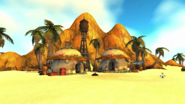 World of Warcraft – Desert (Ambient Theme)