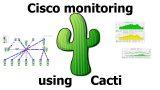 Cisco monitoring using Cacti