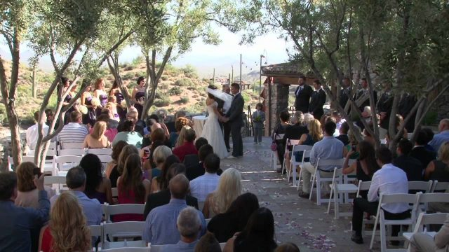 Desert Mountain – Fable Wedding