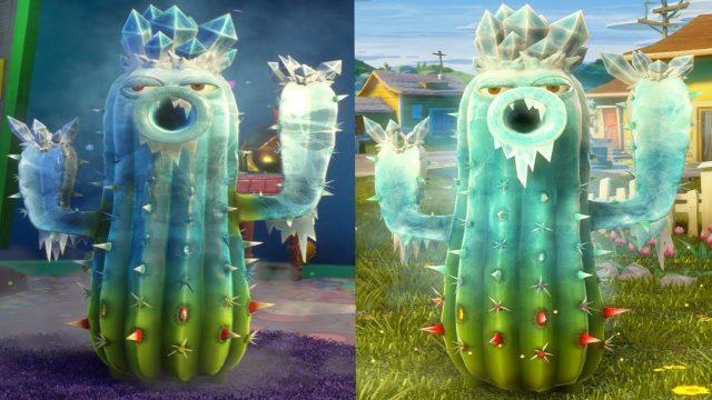 Растения против Зомби 2 Садовая Война – ЛЕДЯНОЙ КАКТУС [Ice Cactus] – Обзор