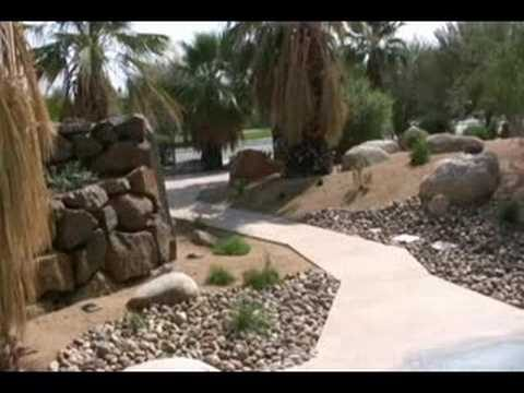 Eric Johnson Memorial Gardens in Palm Desert, California