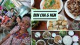 Homemade Vietnamese Cooking   Bun Cha & Nem   charlycheer