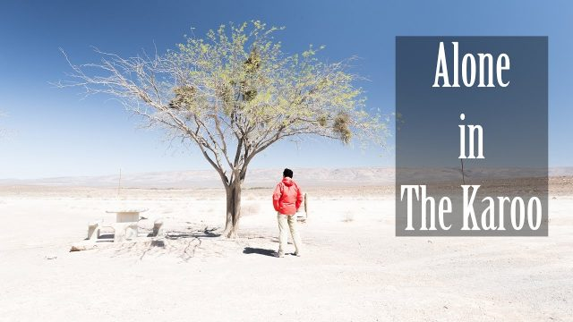 Landscape Photography – Lost in the Desert