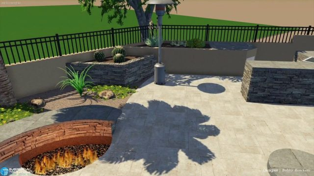 Arizona 3d Landscape Design Example 8