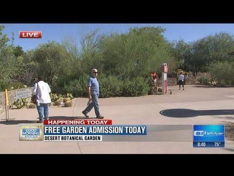 Today is Garden Free Day at Desert Botanical Garden (part 1)