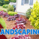 Quick easy front yard landscape design ideas desert for Quick easy landscape ideas