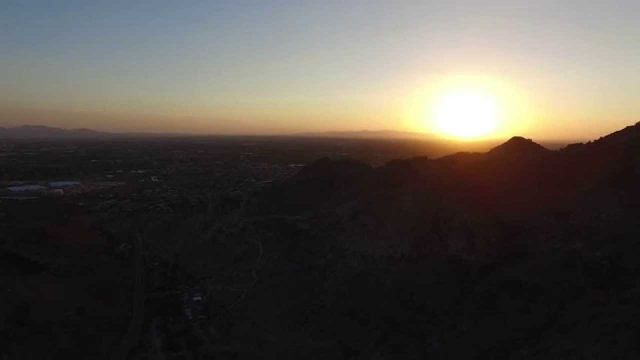 Phoenix Mountain Preserve & Piestewa Peak