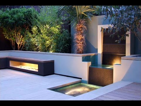 Modern landscape Design : Stretching Your Landscape Budget