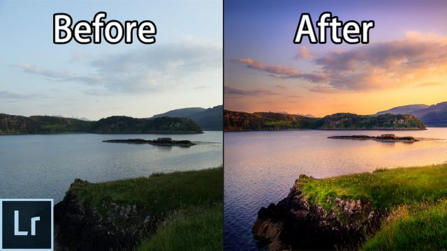 How to Create STUNNING Sunset Photos – Adobe Lightroom 6 cc Landscape Photography Editing Tutorial