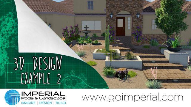 Arizona Landscape Design Example 2