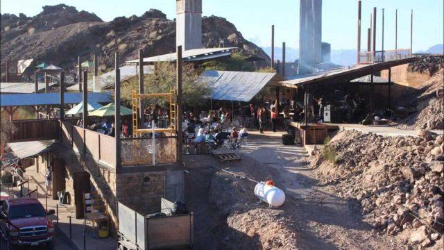 Desert Bar, Parker Az.