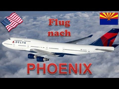 Flug nach Phoenix | Arizona | USA