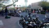 04-02-2010 Bikes on Main St. in Mesa, Arizona