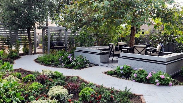 small backyard landscaping ideas – backyard garden design ideas 2017