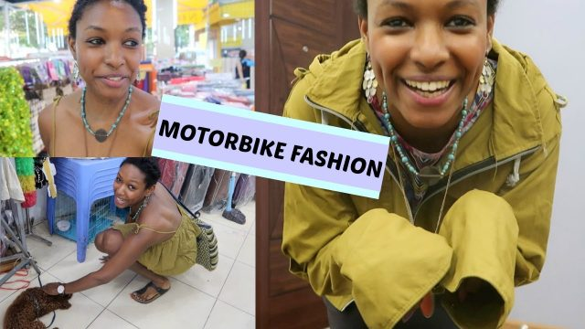 Motorbike Fashion in Vietnam | charlycheer