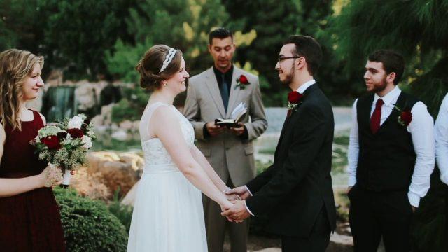 Amy + Taylor Meeks Wedding   October 8, 2016   Japanese Friendship Garden   Phoenix, AZ
