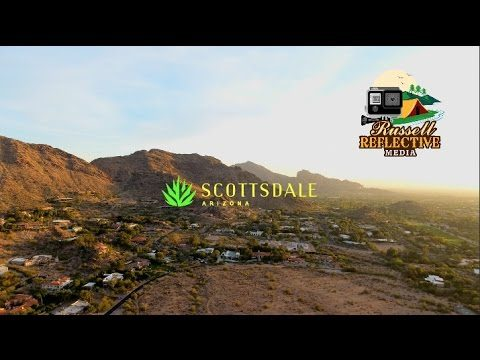 Scottsdale Arizona in 4K