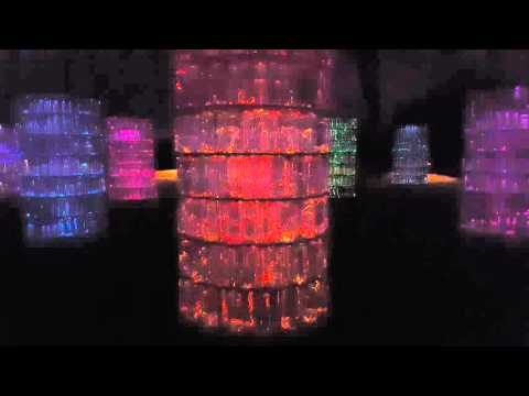 Water-Towers by Bruce Munro