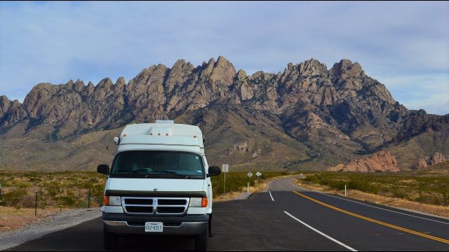 Desert Camping (CA, AZ, NM)