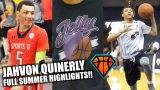 Jahvon Quinerly's Bringing the JELLY to the Arizona Desert & PGU!! | Full Summer Highlights