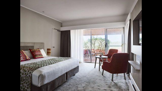 Desert Deluxe Room at Desert Gardens Hotel