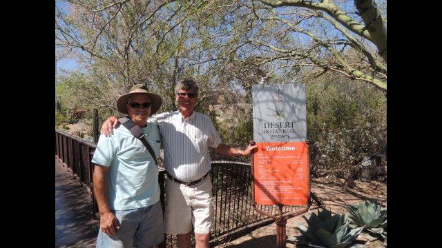 Chihuly Desert Botanical Garden May 2014