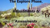 How do some plants survive in the desert and others don't?