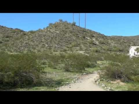 Desert Classic Trail – South Mountain Park, Phoenix, AZ