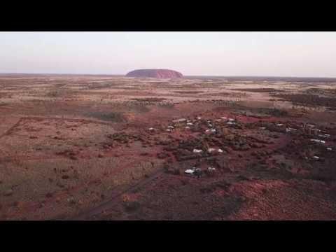 Uluru / Ayers Rock / Desert Gardens Resort N.T Australia