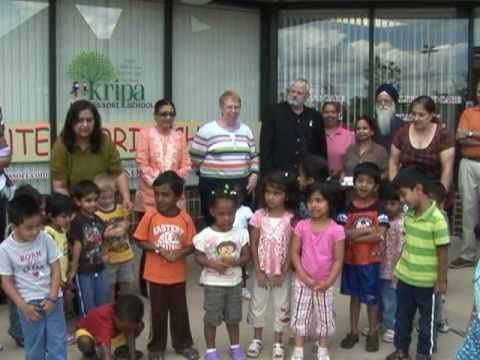Kripa Montessori School Grand Opening