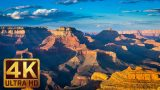 Grand Canyon National Park of Arizona – 4K Nature Documentary Film. Episode 1 – 1 Hour