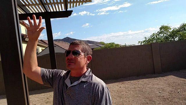 Full Backyard Landscaping |TKS Solutions | Phoenix, AZ