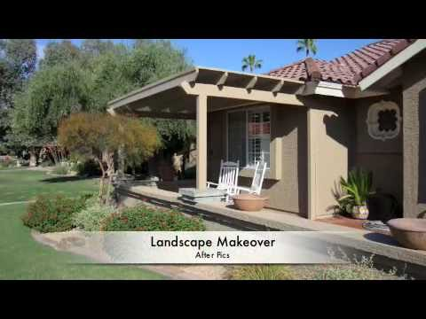 Arizona Landscape Contractors redo landscaping