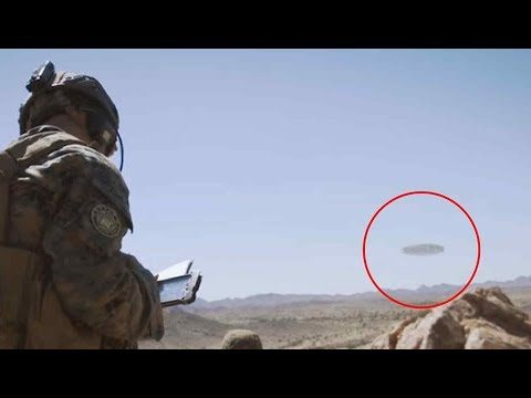 Marines recorded a giant UFO in Arizona desert? Explained 2017