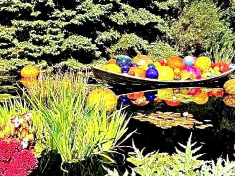 Chihuly Exhibition – Denver Botanic Gardens