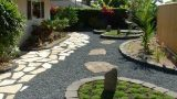 Backyard xeriscape ideas